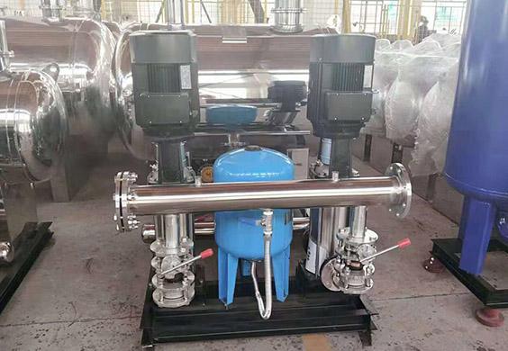 武汉无负压变频供水设备