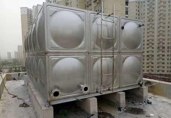 武汉无负压无塔供水设备